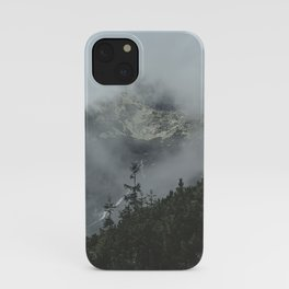 High Tatras iPhone Case