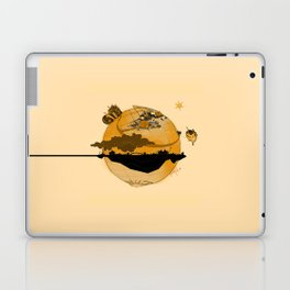 Eskisehir and Invisible World Laptop & iPad Skin