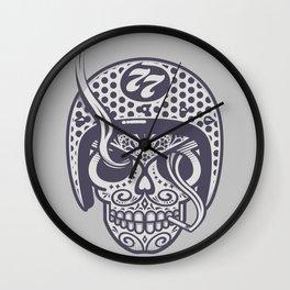 Skull 77 Wall Clock