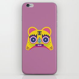 Chinese Antique - tiger toy iPhone Skin