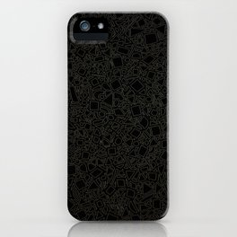 My Cubes Feel Funny iPhone Case
