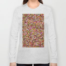 Orchid Montage Long Sleeve T-shirt