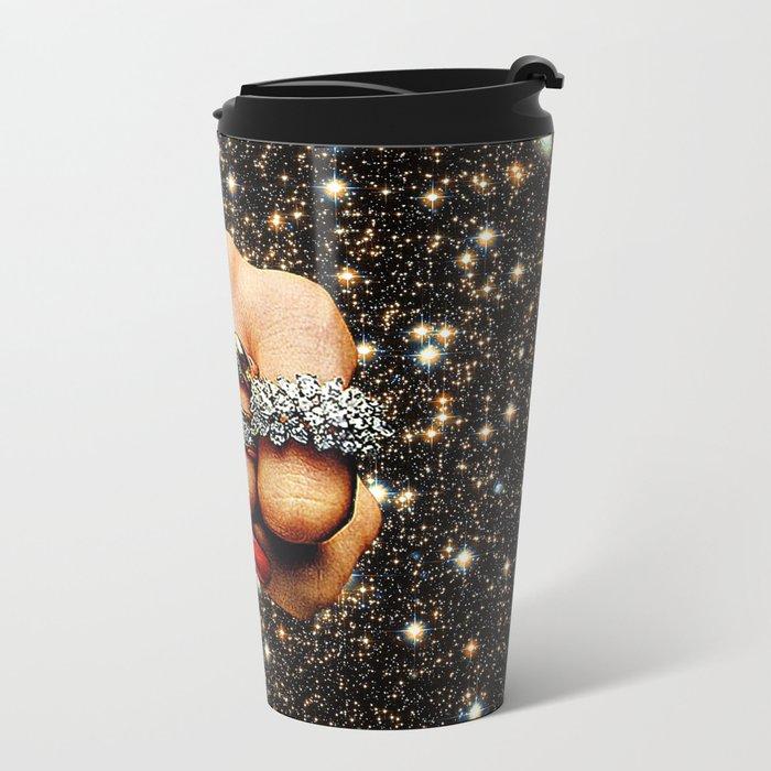 Galactic Punch Metal Travel Mug