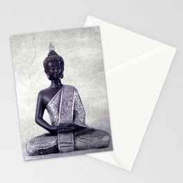 Buddha  - JUSTART © Stationery Cards