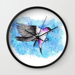 rainbringer Wall Clock