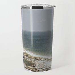on the coast of florida Travel Mug