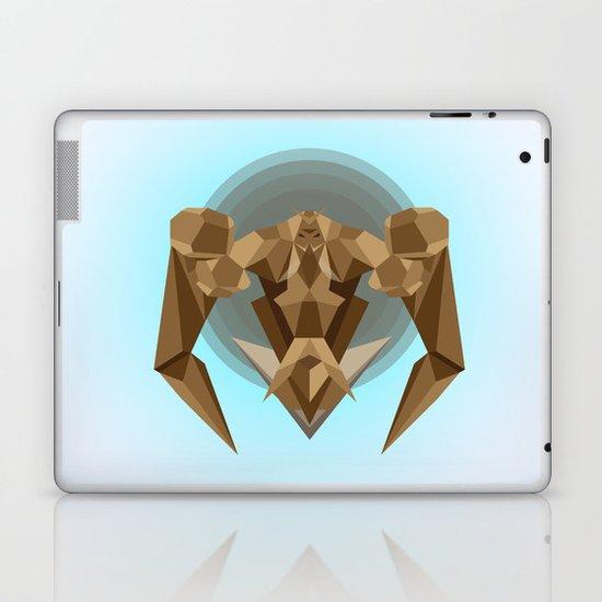 Chocolate Robot Laptop & iPad Skin