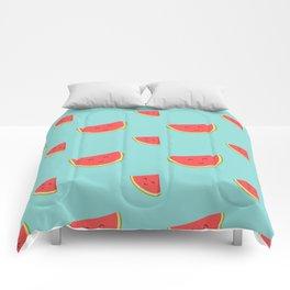 Happy Watermelon Comforters