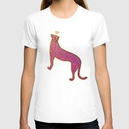 Animal Print Yearning Lost Habitat T-shirt