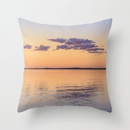 Dusky Dream Throw Pillow