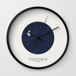 Darker Side Wall Clock