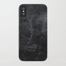 Quiet Decay iPhone Case