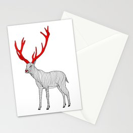 Red Nose Stationery Cards
