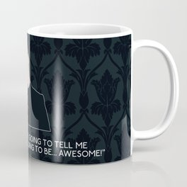 The Final Problem - Jim Moriarty Coffee Mug