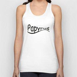 Papyrus Lives Unisex Tank Top