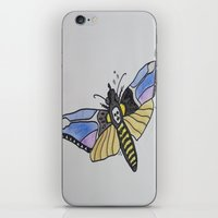silence of the lambs iPhone & iPod Skins featuring Death-Head ... Silence of the Lambs by Paxton Keating