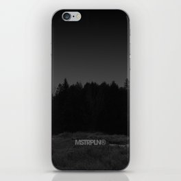 Strong From The North / MSTRPLN® Collection iPhone Skin
