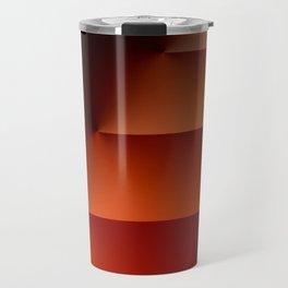 Steps in Reds Travel Mug