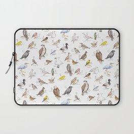 Birds of the Pacific Northwest Laptop Sleeve