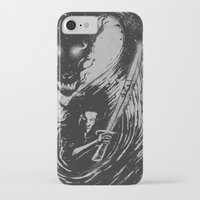 sword iPhone & iPod Cases featuring dragon sword by barmalisiRTB