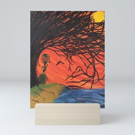 Nalani and the Last Tree Mini Art Print