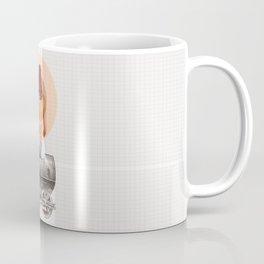 Traveling with loneliness Coffee Mug