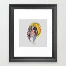 I'm So Indie I Can't Breathe Framed Art Print
