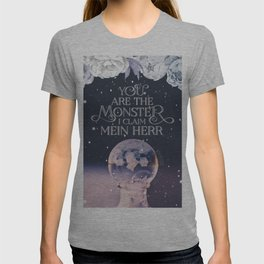 Wintersong - You are the monster I claim T-shirt
