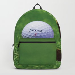 Golf Ball Backpack