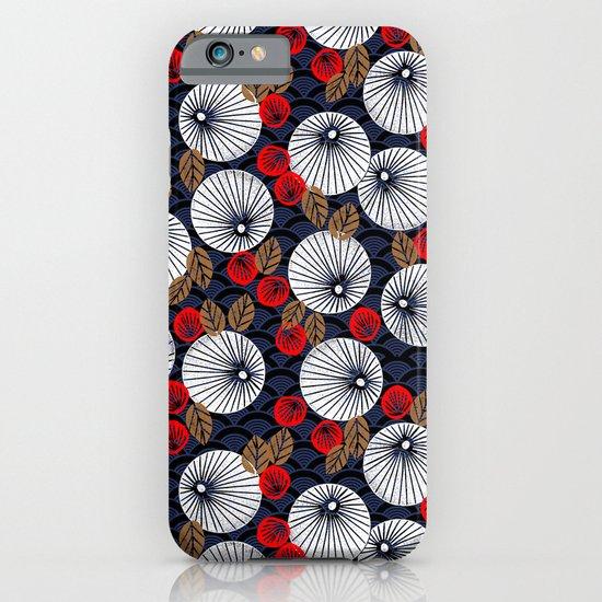 Parasol Garden iPhone & iPod Case