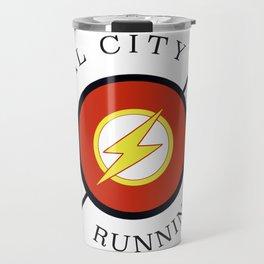 Central City running club Travel Mug