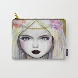 The rainbow Eve madona or lilith Carry-All Pouch