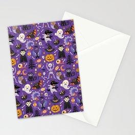 MonsterMash Stationery Cards