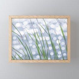 Summer Feeling #decor #society6 Framed Mini Art Print