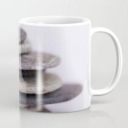 A Meditative Image of Stones Coffee Mug