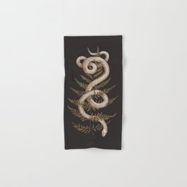 The Snake and Fern Hand & Bath Towel