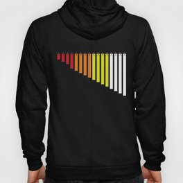 808 EDM Drum Beat Hoody