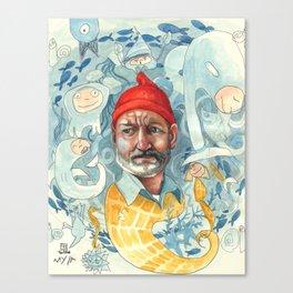 AQUATIC Canvas Print