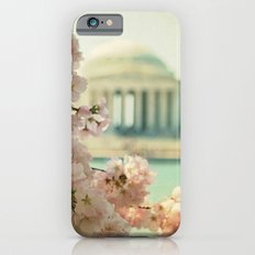 DC Cherry Blossoms iPhone 6s Slim Case
