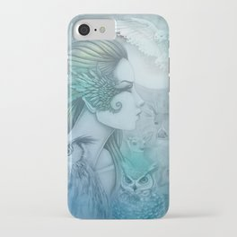 Spirit of Artemis 2 Goddess Art iPhone Case