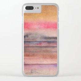 A 0 32 Clear iPhone Case