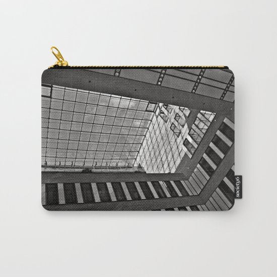 Modern Hamburg office building Carry-All Pouch