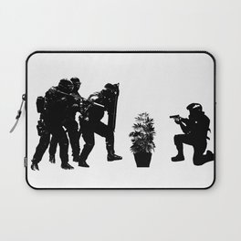 Police brutality coming up Laptop Sleeve