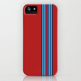 Aperitivo Rosso iPhone Case