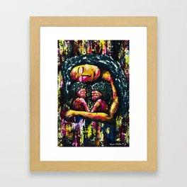 Mama's Love Framed Art Print