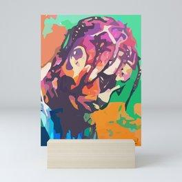 astroworlds Mini Art Print