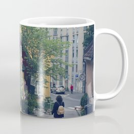 Who said Oslo is grey? Coffee Mug