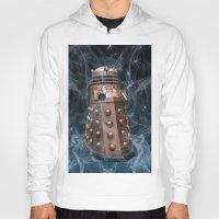 dalek Hoodies featuring Dalek by Steve Purnell
