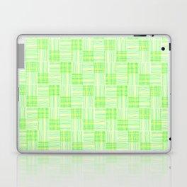 Interpretive Weaving (Spring Shoots) Laptop & iPad Skin