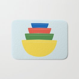 Primary Pyrex Stack Bath Mat
